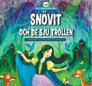 Lilla skräckbiblioteket 4: Snövit och de sju trollen