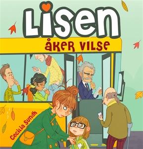 Lisen åker vilse (ljudbok) av Cecilia Sundh