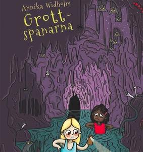 Spanarna 4: Grottspanarna (ljudbok) av Annika W