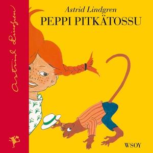 Peppi Pitkätossu (uusi suomennos) (ljudbok) av