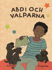 Abdi och valparna (ljudbok) av Åsa Öhnell
