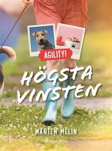 Agility! Högsta vinsten (ljudbok) av Mårten Mel