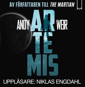 Artemis (ljudbok) av Andy Weir
