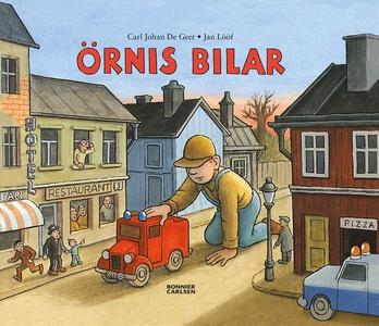 Örnis bilar (e-bok) av Carl Johan de Geer