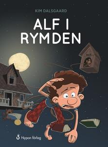 Alf i rymden (e-bok) av Kim Dalsgaard