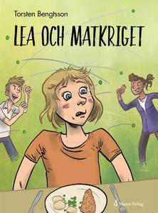 Lea och matkriget (e-bok) av Torsten Bengtsson