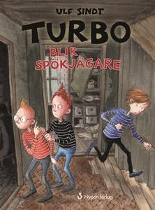 Turbo blir spökjägare (e-bok) av Ulf Sindt