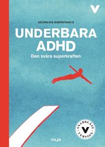 Underbara ADHD (lättläst) (e-bok) av Georgios K