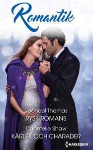 Rysk romans/Kärlek och charader (e-bok) av Chan