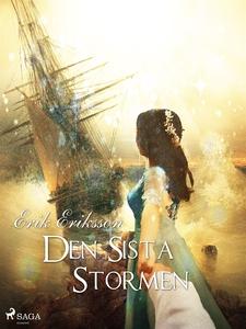 Den sista stormen (e-bok) av Erik Eriksson