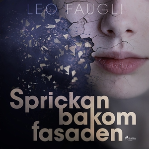 Sprickan bakom fasaden (ljudbok) av Leo Faugli