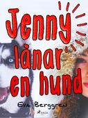 Jenny lånar en hund