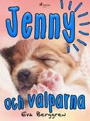 Jenny och valparna