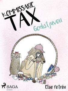 Kommissarie Tax: Godistjuven (e-bok) av Elsie P