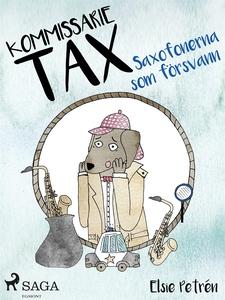 Kommissarie Tax: Saxofonerna som försvann (e-bo