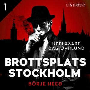 Brottsplats Stockholm - Del 1 (ljudbok) av Börj