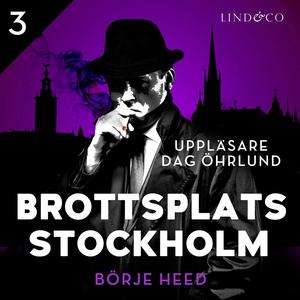 Brottsplats Stockholm - Del 3 (ljudbok) av Börj