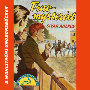 Tvillingdetektiverna 10 - Trav-mysteriet (ljudb