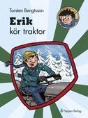 Erik kör traktor