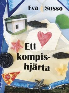 Ett kompishjärta (ljudbok) av Eva Susso