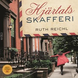 Hjärtats skafferi (ljudbok) av Ruth Reichl