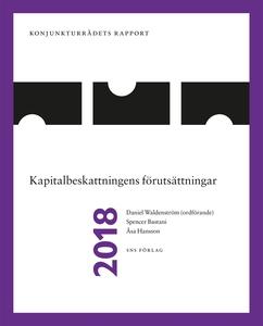 Konjunkturrådets rapport 2018. Kapitalbeskattni