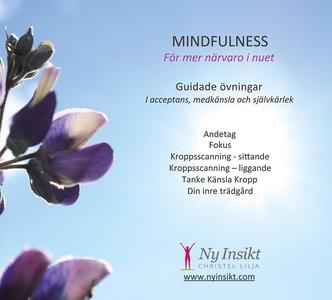 Mindfulness : för mer närvaro i nuet (ljudbok)