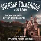 Svenska folksagor för barn - Del 2