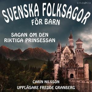 Svenska folksagor för barn - Del 2 (ljudbok) av