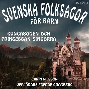 Svenska folksagor för barn - Del 3 (ljudbok) av