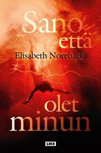 Sano että olet minun (e-bok) av Elisabeth Noreb