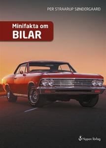 Minifakta om bilar (ljudbok) av Per Straarup Sø