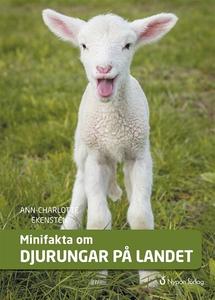 Minifakta om djurungar på landet (ljudbok) av A