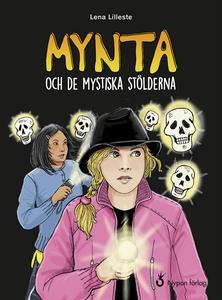 Mynta och de mystiska stölderna (ljudbok) av Le