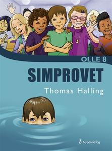 Simprovet (ljudbok) av Thomas Halling