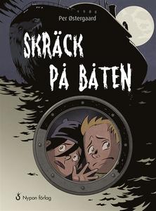 Skräck på båten (ljudbok) av Per Østergaard