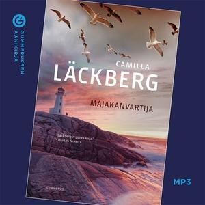 Majakanvartija (ljudbok) av Camilla Läckberg