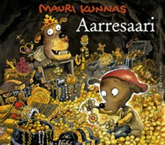 Aarresaari (ljudbok) av Mauri Kunnas