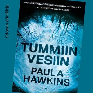 Tummiin vesiin (ljudbok) av Paula Hawkins