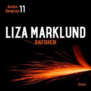 Rautaveri (ljudbok) av Liza Marklund