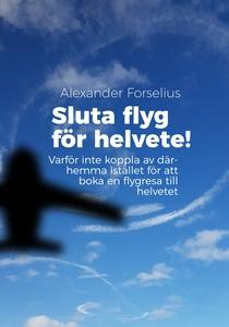 Sluta flyg för i helvete : Varför inte koppla a