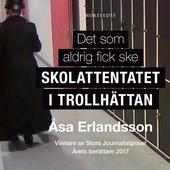 Det som aldrig fick ske : Skolattentatet i Trollhättan