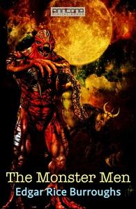 The Monster Men (e-bok) av Edgar Rice Burroughs