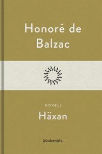 Häxan (e-bok) av Honoré De Balzac