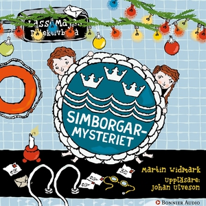 Simborgarmysteriet (ljudbok) av Martin Widmark