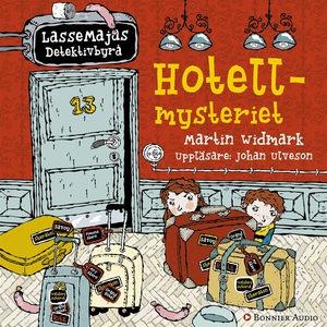 Hotellmysteriet (ljudbok) av Martin Widmark