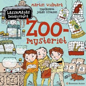Zoomysteriet (ljudbok) av Martin Widmark