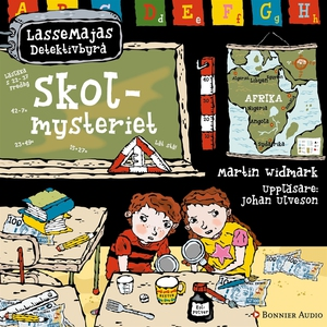 Skolmysteriet (ljudbok) av Martin Widmark