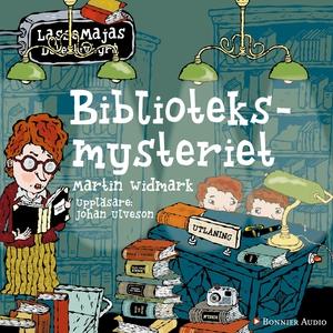 Biblioteksmysteriet (ljudbok) av Martin Widmark