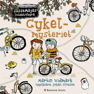 Cykelmysteriet (ljudbok) av Martin Widmark
